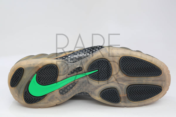 "Nike Air Foamposite Pro ""Gym Green"" - Rare Pair"