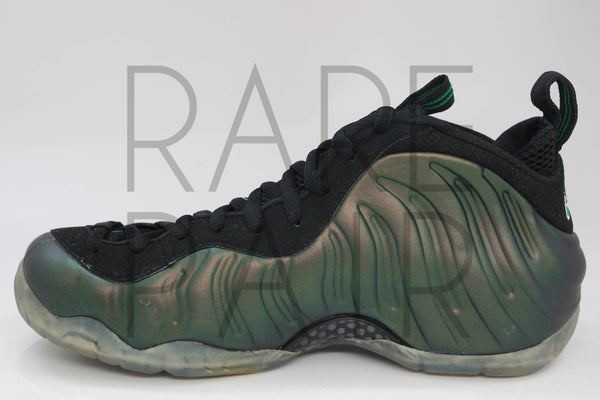 "Air Foamposite Pro ""Pine Green"" - Rare Pair"