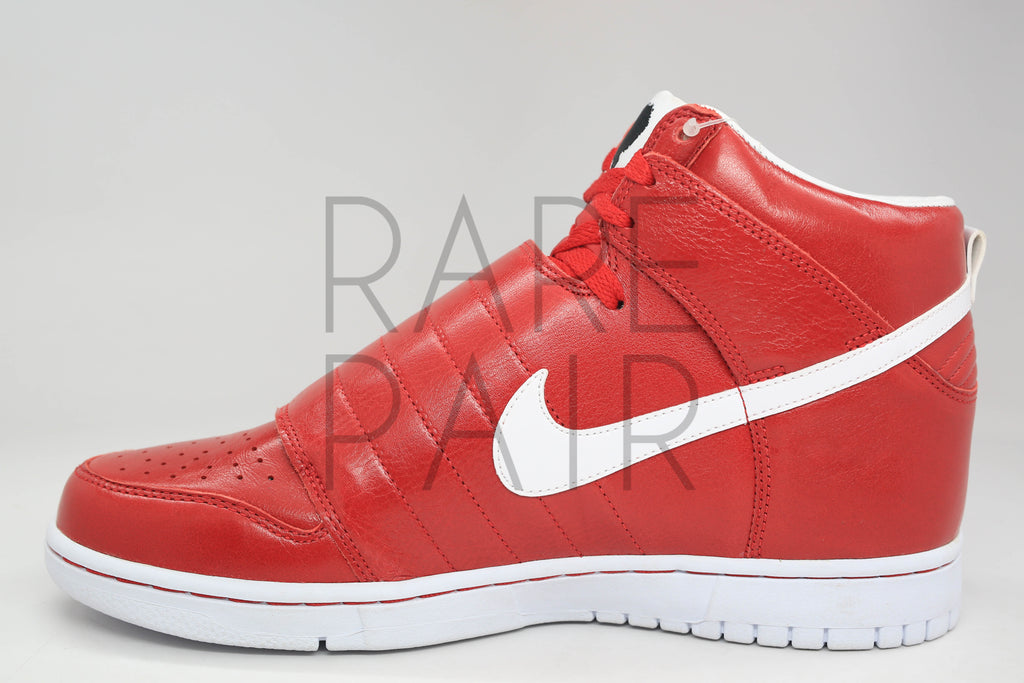 dc4aaa3f813d ... Nike Dunk High Strap Quest Love - Rare Pair ...