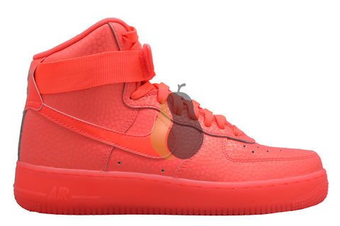 "Wmns Air Force 1 Hi PRM ""Hot Lava"" - Rare Pair"