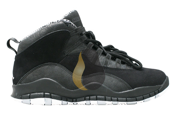 "Air Jordan Retro 10 ""Stealth"""