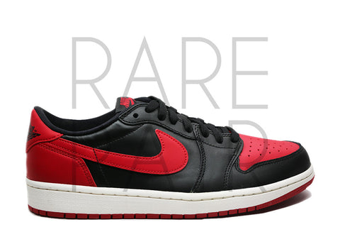 "Air Jordan 1 Retro Low OG ""2015 Bred"""