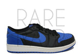 "Air Jordan 1 Retro Low OG ""2015 Royal"" - Rare Pair"