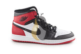 "Air Jordan 1 Retro High OG ""2013 Black Toe"" - Rare Pair"