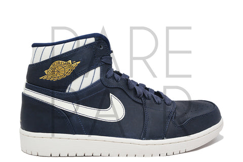 "Air Jordan 1 Retro High Jeter ""Derek Jeter"" - Rare Pair"