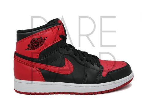 "Air Jordan 1 Retro High OG ""2013 Bred"" - Rare Pair"