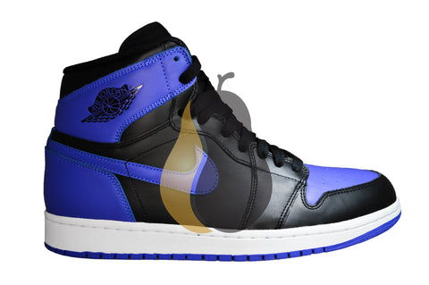 "Air Jordan 1 Retro High OG ""2013 Royal"" - Rare Pair"