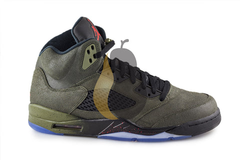 "Air Jordan 5 Retro ""Fear"" - Rare Pair"