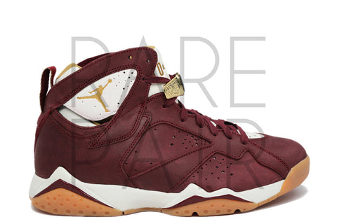 "Air Jordan 7 Retro C&C ""Cigar"" - Rare Pair"