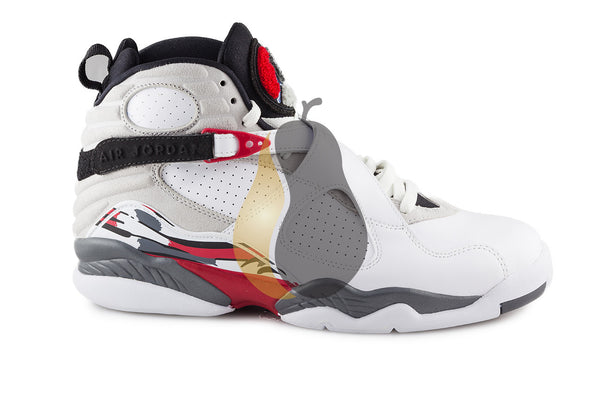 "Air Jordan 8 Retro ""2013 Bugs Bunny"" - Rare Pair"