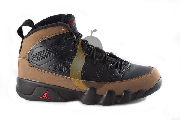 "Air Jordan 9 Retro ""Olive 2012"" - Rare Pair"