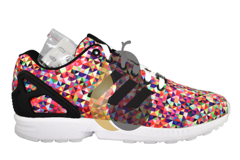"ZX Flux ""MultiColor Prism"" - Rare Pair"
