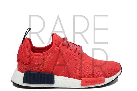 "NMD_R1 W ""Vivid Red"" - Rare Pair"