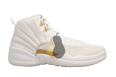 "Air Jordan 12 Retro ""OVO SAMPLE"" - Rare Pair"