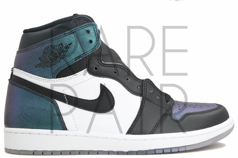 "Air Jordan 1 Retro High OG AS ""All-Star / Chameleon"" - Rare Pair"