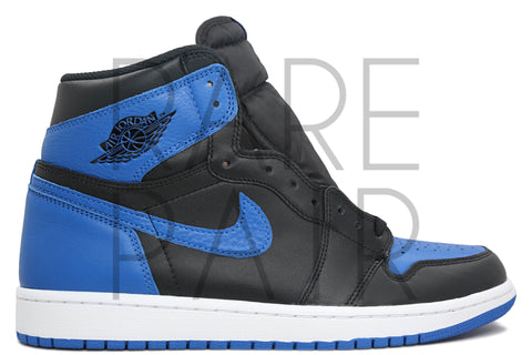 "Air Jordan 1 Retro High OG ""2017 Royal"" - Rare Pair"