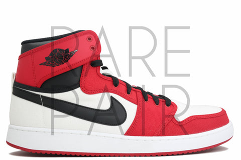 "Air Jordan 1 KO HI Retro ""AJKO"" - Rare Pair"