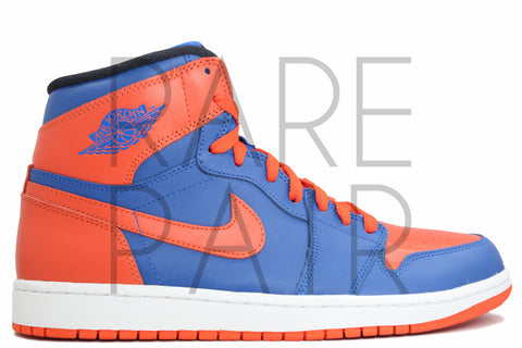 "Air Jordan 1 Retro High OG ""Knicks"" - Rare Pair"