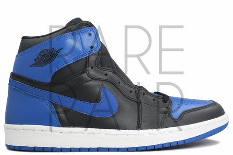 "Air Jordan 1 Retro ""2001 Royal"" - Rare Pair"
