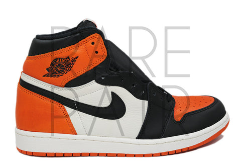 "Air Jordan 1 Retro High OG ""Shattered Backboard"" - Rare Pair"