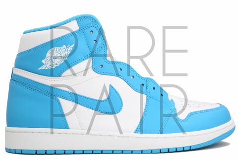 "Air Jordan 1 Retro High OG ""2015 U.N.C."" - Rare Pair"