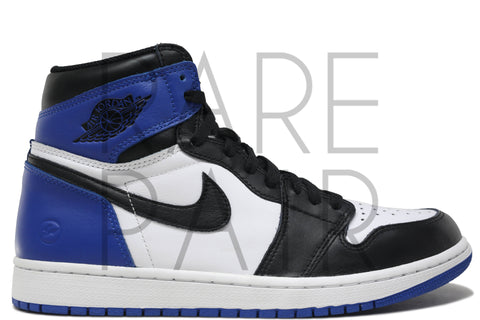 "Air Jordan 1 X Fragment ""Fragment"" - Rare Pair"