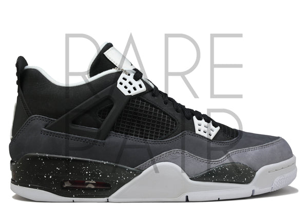 "Air Jordan 4 Retro ""Fear"" - Rare Pair"