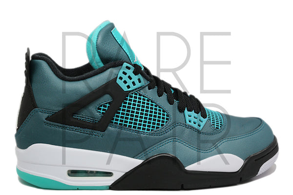 "Air Jordan 4 Retro 30th ""Teal"" - Rare Pair"