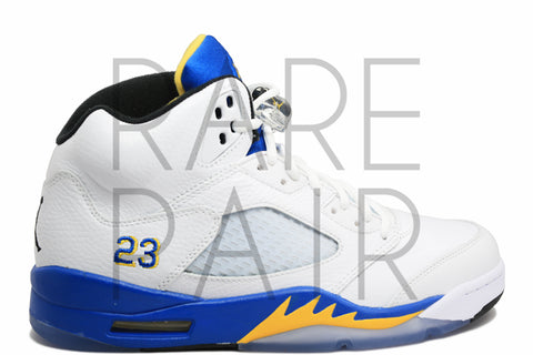 "Air Jordan 5 Retro ""2013 Laney"" - Rare Pair"