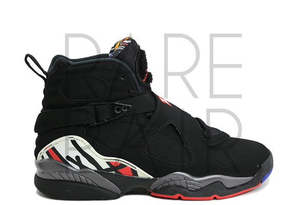 "Air Jordan 8 Retro (GS) ""2013 Playoff"" - Rare Pair"