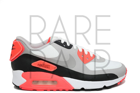 "Nike Air Max 90 V SP ""Patch: Infrared"" - Rare Pair"