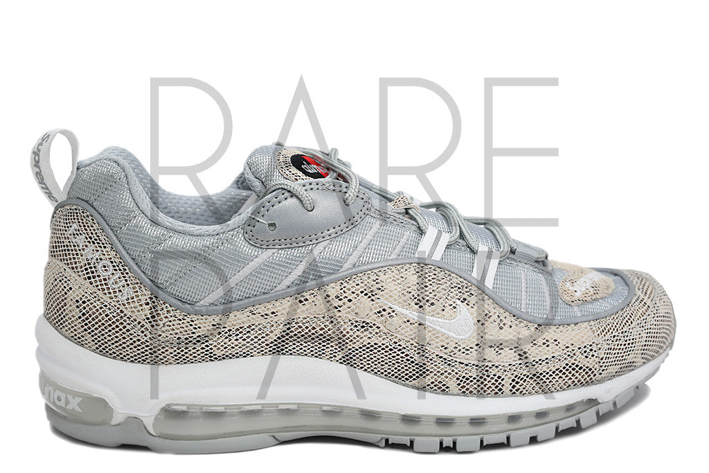info for f8fea 106ac Air Max 98 / Supreme