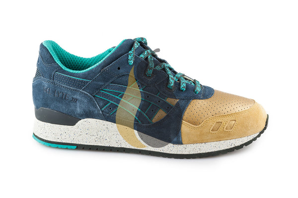 "Gel-Lyte III x Concepts ""3 Lies"" - Rare Pair"