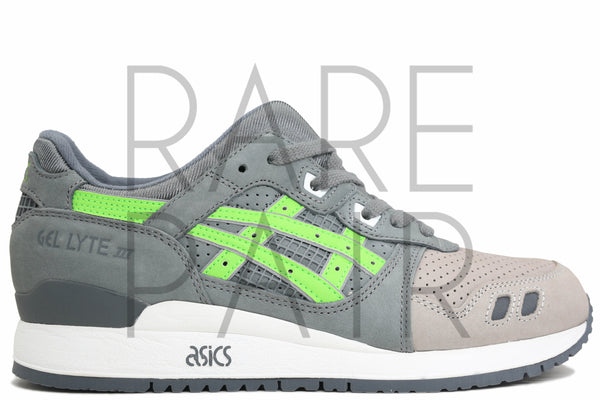 "Gel-Lyte III ""2016 Super Green"" - Rare Pair"