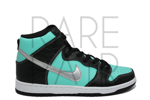 0175088e30ed Nike Dunk High PRM SB