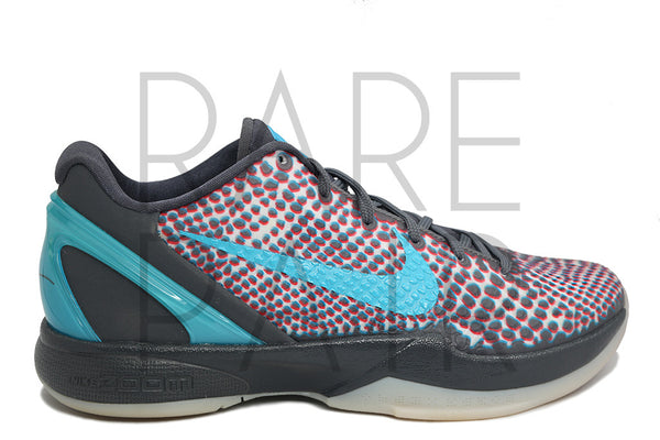 "Nike Zoom Kobe VI All-Star ""3D/Hollywood"" - Rare Pair"