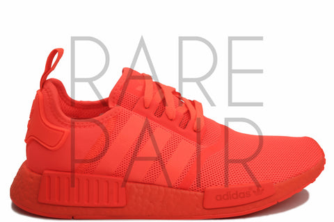 "NMD_R1 ""Solar Red"" - Rare Pair"