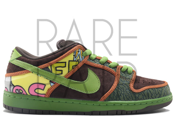 "Nike Dunk Low ""De La Soul"" - Rare Pair"