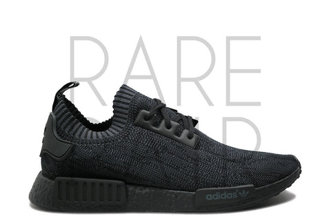 NMD Pitch Black - Rare Pair