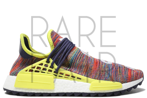 "PW Human Race NMD TR ""Multi-Color"" - Rare Pair"