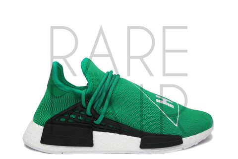 "PW Human RACE NMD ""Green"" - Rare Pair"