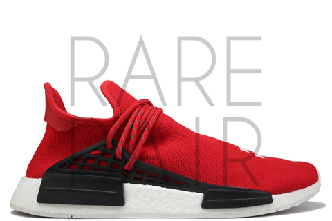 "PW Human Race NMD ""Red"" - Rare Pair"