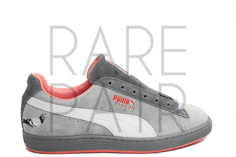 "Staple Pigeon Suede ""Staple"" - Rare Pair"
