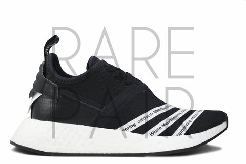 "Wm NMD R2 PK ""White Mountaineering: Black"" - Rare Pair"