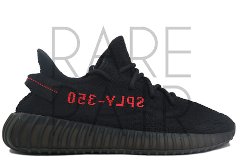 "Yeezy Boost 350 V2 ""Bred"" - Rare Pair"