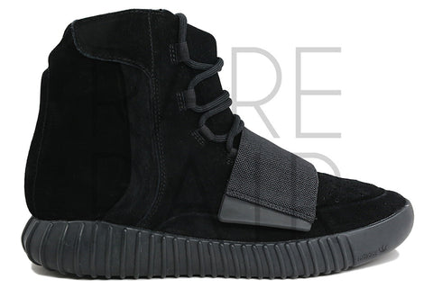"Yeezy Boost 750 ""Core Black"" - Rare Pair"