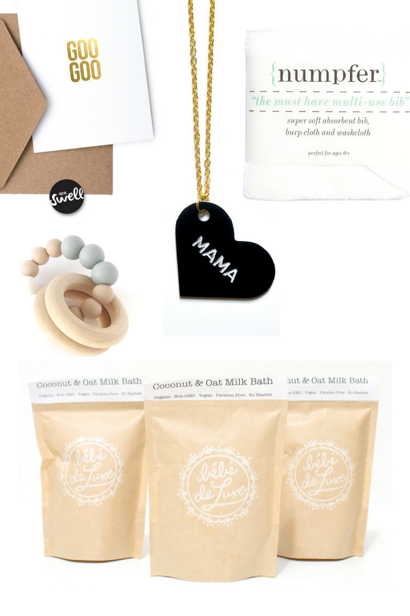 Baby Shower | Useful + Thoughtful Gifts