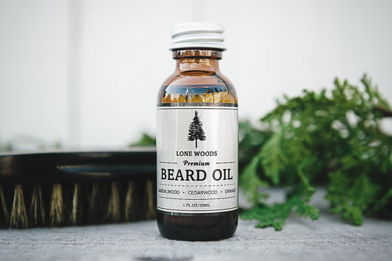 Lonewoods | Beard Oil