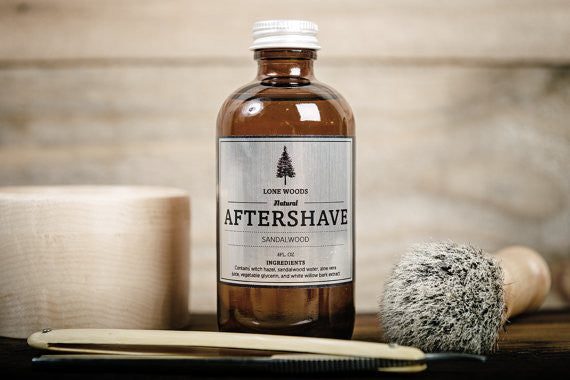 Lonewoods | All Natural Aftershave