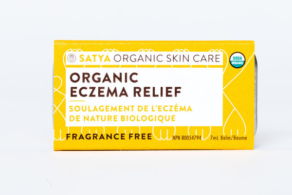 Satya Eczema Balm | Travel or Trial Size